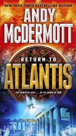 Ebook Return to Atlantis by Andy McDermott TXT!