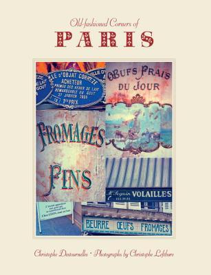 Old-Fashioned Corners of Paris