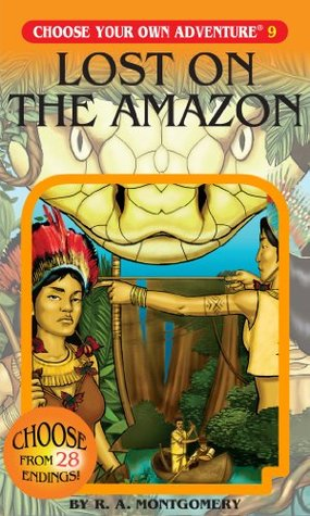 Lost on the Amazon(Choose Your Own Adventure 24)