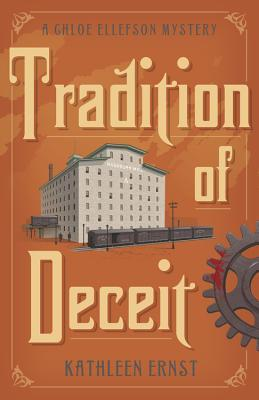 Tradition of Deceit (Chloe Ellefson Mystery #5)
