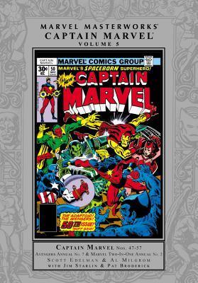 Marvel Masterworks: Captain Marvel, Vol. 5