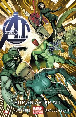 Avengers A.I., Volume 1: Human After All