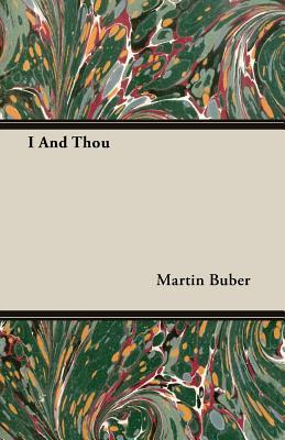 i and thou essay