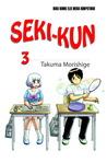 Seki-kun, Vol 3 by Takuma Morishige