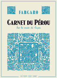 Carnet du Pérou