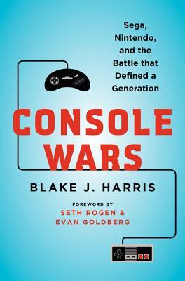 Image result for Console Wars: Sega, Nintendo, and the Battle that Defined a Generation