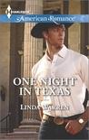One Night in Texas by Linda Warren