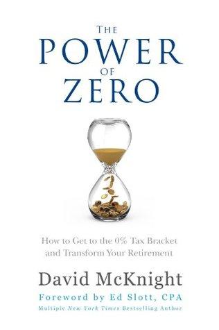 The Power of Zero by David McKnight