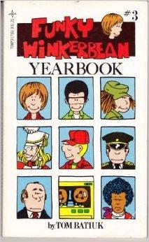 Funky winkerbeans comic strip
