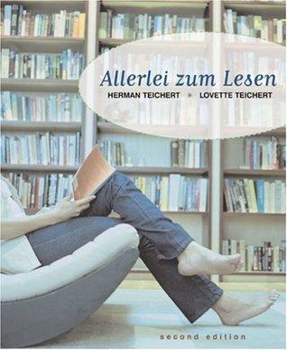 Allerlei Zum Lesen by Herman Teichert