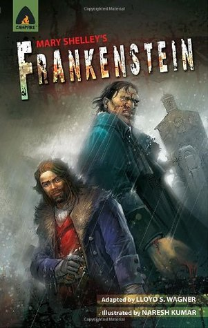 Frankenstein the graphic novel by lloyd s wagner 8387868 fandeluxe Image collections