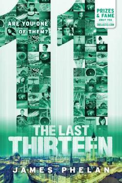 Eleven (The Last Thirteen #3)