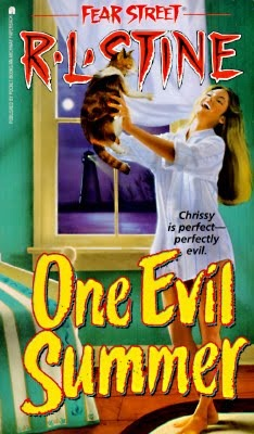 One Evil Summer (Fear Street, #25)