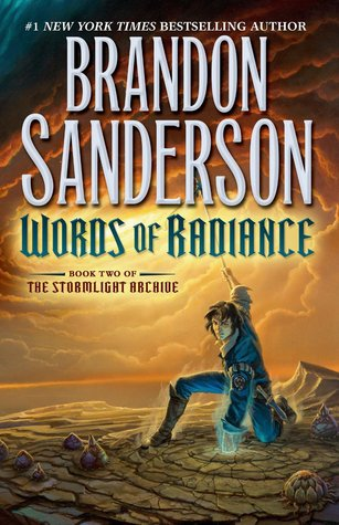 Words of Radiance by Brandon Sanderson thumbnail