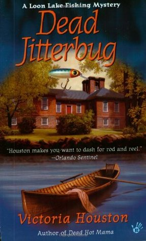 Dead Jitterbug (A Loon Lake Mystery, #6)