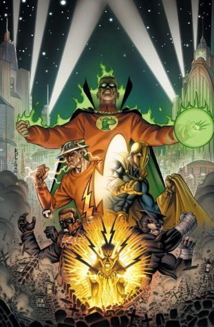 Justice Society of America, Vol. 8: Super Town