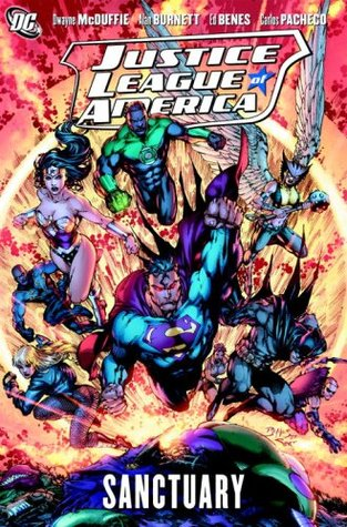 Justice League of America, Vol. 4: Sanctuary