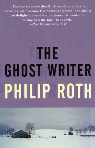 The Ghost Writer(Zuckerman Bound 1)