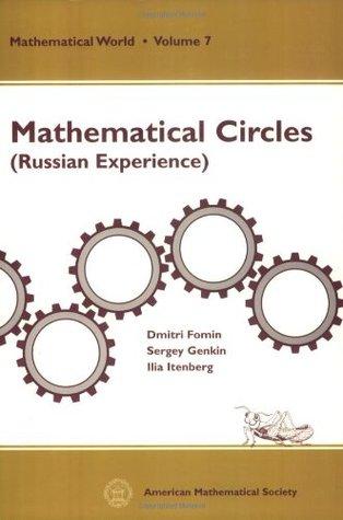 Mathematical Circles by Dmitri Fomin