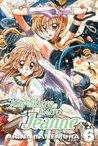 Kamikaze Kaito Jeanne, Vol. 6 by Arina Tanemura