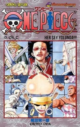 Her Şey Yolunda!!!                  (One Piece #13)