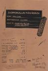 Juoppohullun päiväkirja by Juha Vuorinen