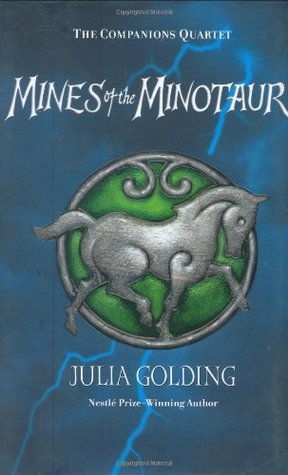 Mines of the Minotaur (The Companions Quartet, #3)
