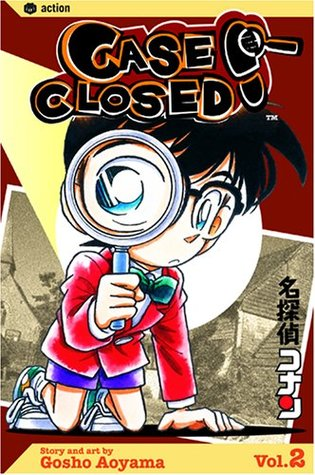 Case Closed, Vol. 2(Meitantei Conan 2)