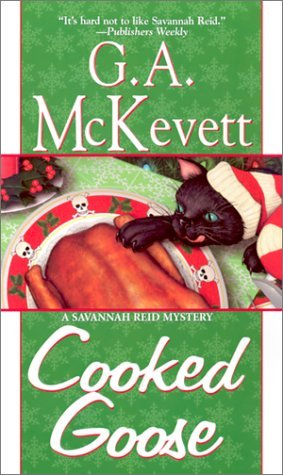 Cooked Goose by G.A. McKevett