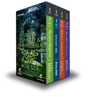 Paranormal & Urban Fantasy Box Set: Reap & Repent / Wicked Ink / Witch's Awakening / Her Wild Protector