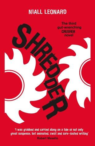 Shredder (Crusher, #3)