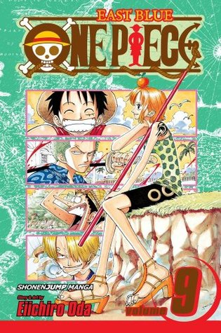One Piece, Volume 09: Tears (One Piece, #9)