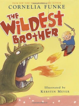 The Wildest Brother Book Cover