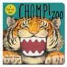 Chomp! Zoo: A Pull-tab Book