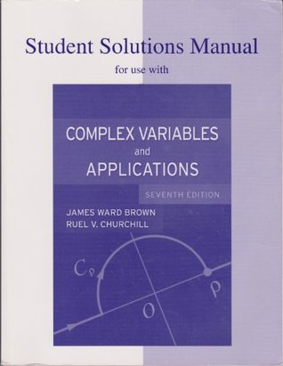 student solutions manual to accompany complex variables and rh goodreads com The Most Complex Math Equation Complex Physics Equations