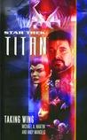 Star Trek Titan #1: Taking Wing