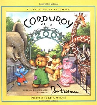 Corduroy at the Zoo