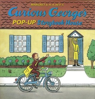 Curious George's Pop-Up Storybook House