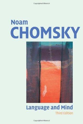 Language and Mind 3ed by Noam Chomsky
