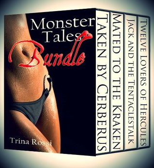 Monster Erotica Bundle (Four Book Deal) (Creature and Tentacle Mythological Tales)