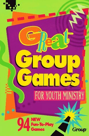 Descarga gratuita para libros Kindle Great Group Games for Youth Ministry