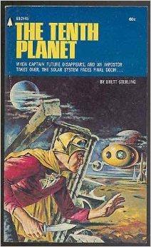 The Tenth Planet (Captain Future #4)