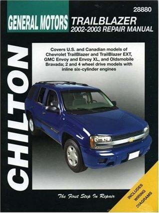 General Motors Trailblazer 2002-2003
