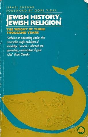 Jewish History, Jewish Religion: The Weight of Three Thousand Years
