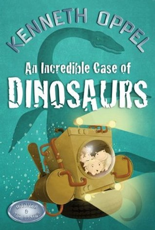 An Incredible Case Of Dinosaurs (Barnes and The Brains, #4)