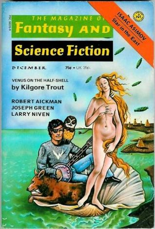 The Magazine of Fantasy and Science Fiction, December 1974 (The Magazine of Fantasy & Science Fiction, #283)
