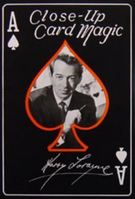 Close-up Card Magic