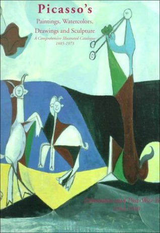 Picasso's Paintings, Watercolors, Drawings & Sculpture: Liberation & Post-War Years, 1944-1949