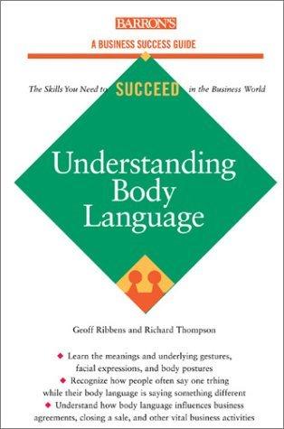 Understanding Body Language por Geoff Ribbens DJVU PDF FB2