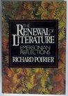 RENEWAL OF LITERATURE